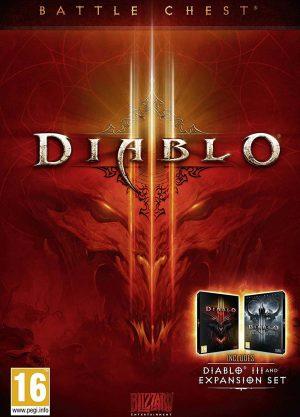 Diablo III: Battlechest - Игра за Компютър и MAC