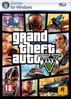 Grand Theft Auto V (GTA 5) - Игра за Компютър