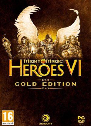 Might & Magic: Heroes VI - Обложка - Дигитално Издание