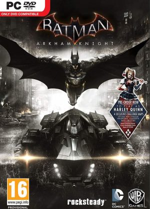 Batman: Arkham Knight - Игра за PC