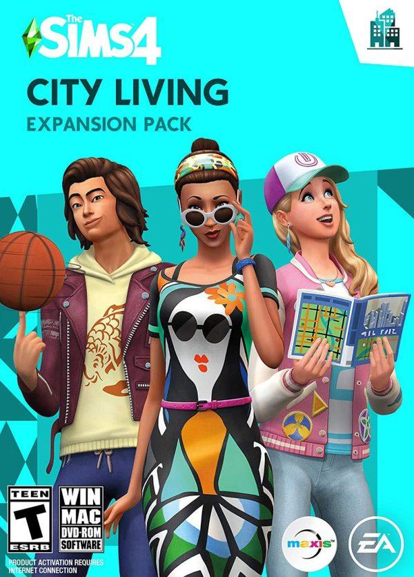The Sims 4: City Living - Игра за Компютър и MAC