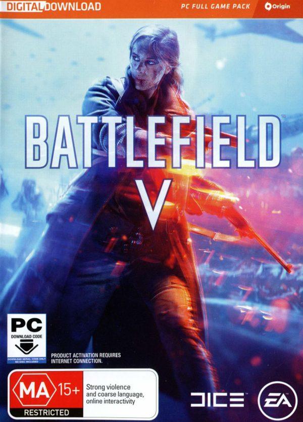 Battlefield 5 - Игра за Компютър