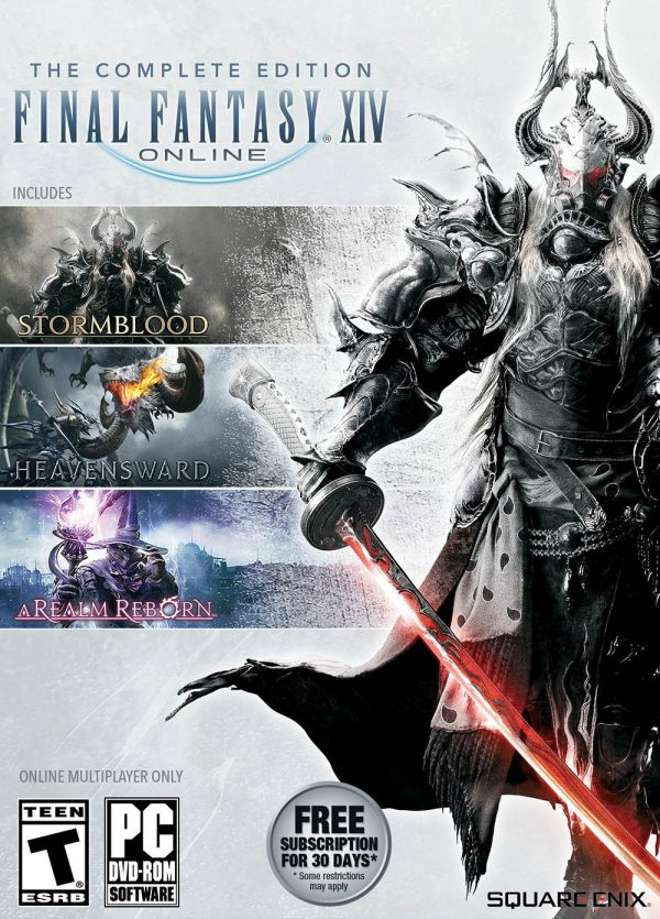 Final Fantasy XIV Complete Edition (Incl. Shadowbringers) - Игра за Компютър