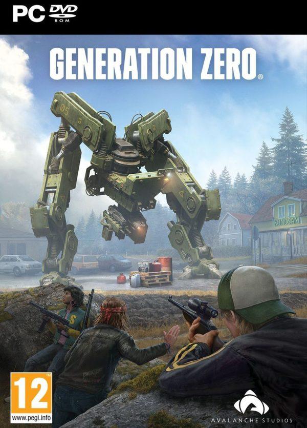 Generation Zero - Игра за Компютър