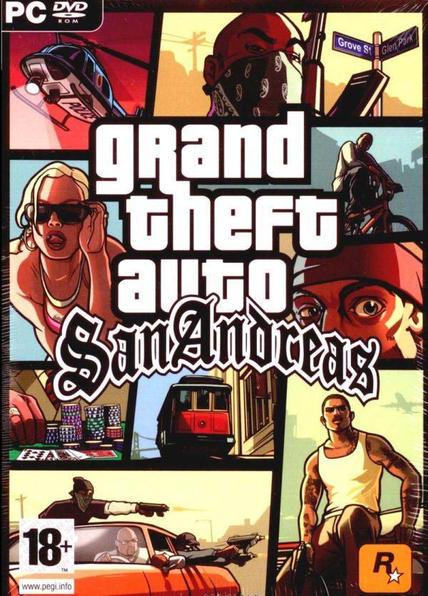 Grand Theft Auto: San Andreas - Игра за Компютър