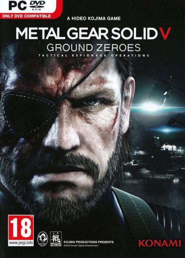 Metal Gear Solid V: Ground Zeroes - Игра за Компютър