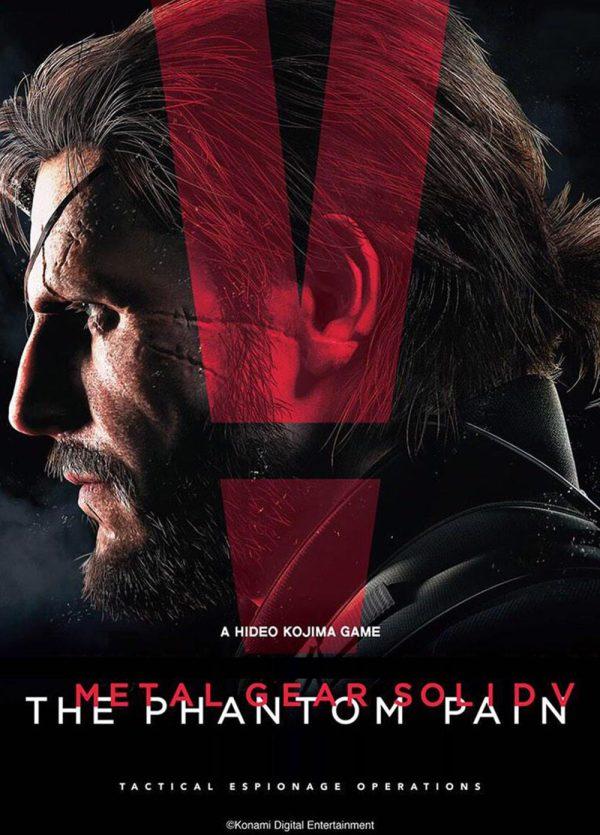 Metal Gear Solid V: The Phantom Pain - Игра за Компютър