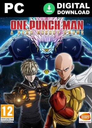 One Punch Man: A Hero Nobody Knows - Игра за Компютър