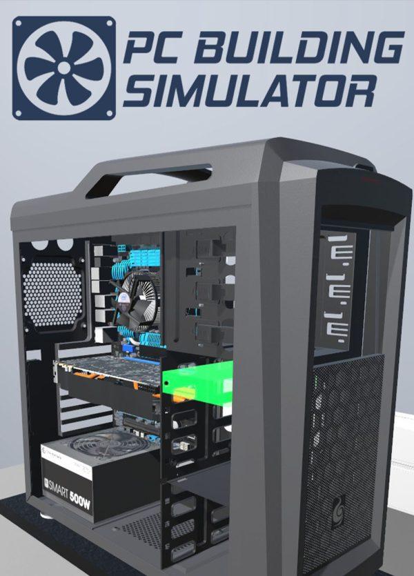 PC Building Simulator - Игра за Компютър