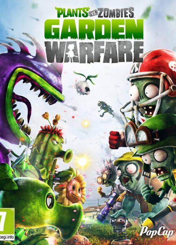 Plants vs. Zombies: Garden Warfare - Игра за Компютър