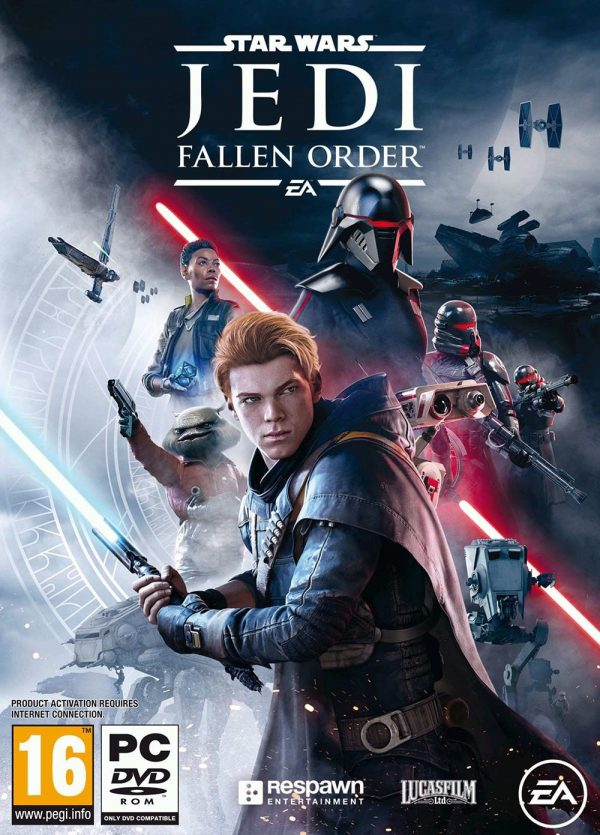 Star Wars Jedi: Fallen Order - Игра за Компютър