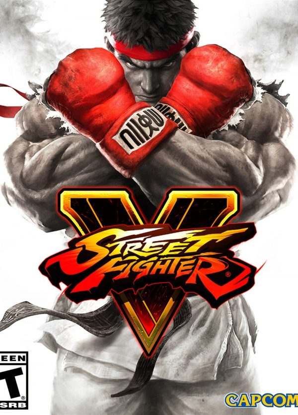 Street Fighter V - Игра за Компютър