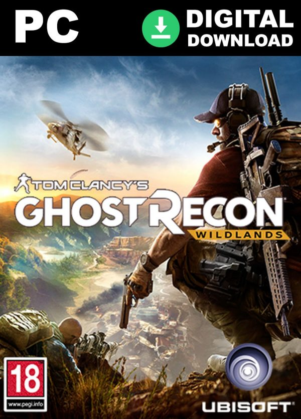 Tom Clancy's Ghost Recon: Wildlands - Игра за Компютър