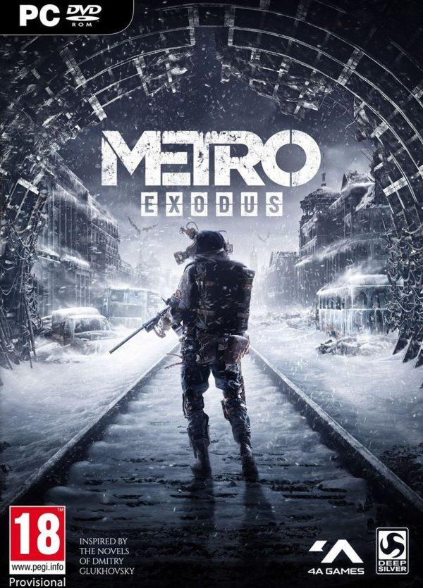 Metro Exodus - Игра за PC