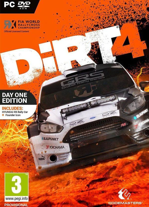 DiRT 4 - Игра за Компютър