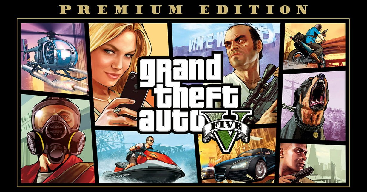 Вземи Grand Theft Auto 5: Premium Edition Безплатно до 21.05.2020