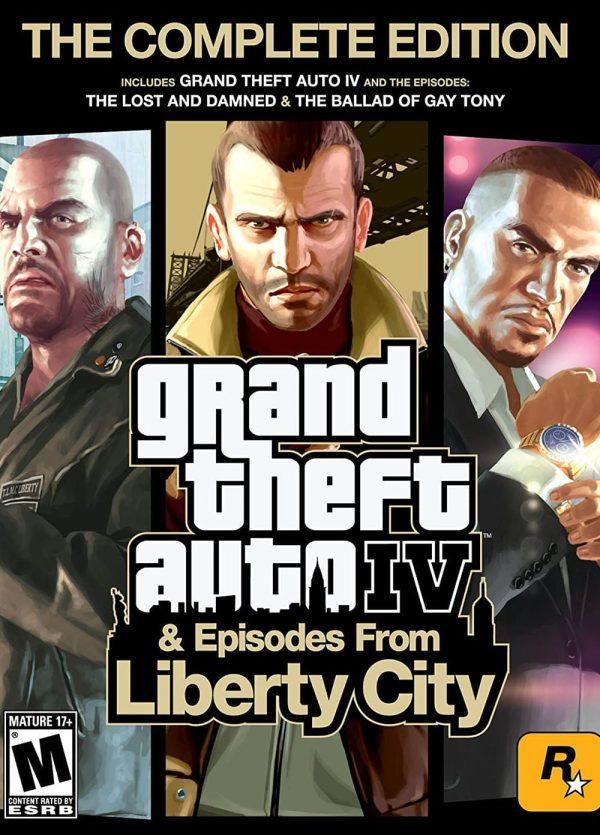 Grand Theft Auto IV (Complete Edition) - Игра за Компютър