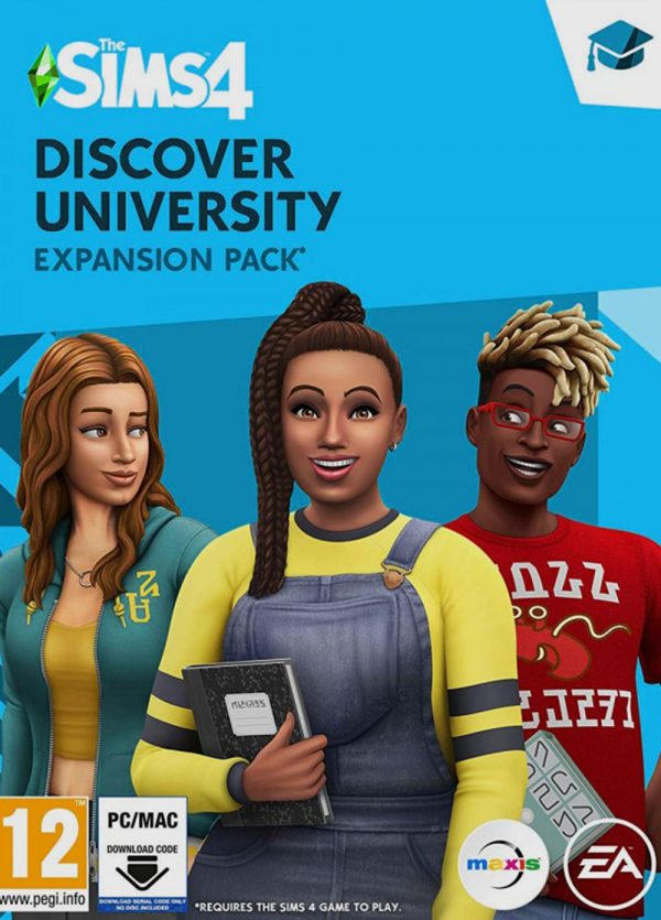 The Sims 4: Discover University - Игра за Компютър