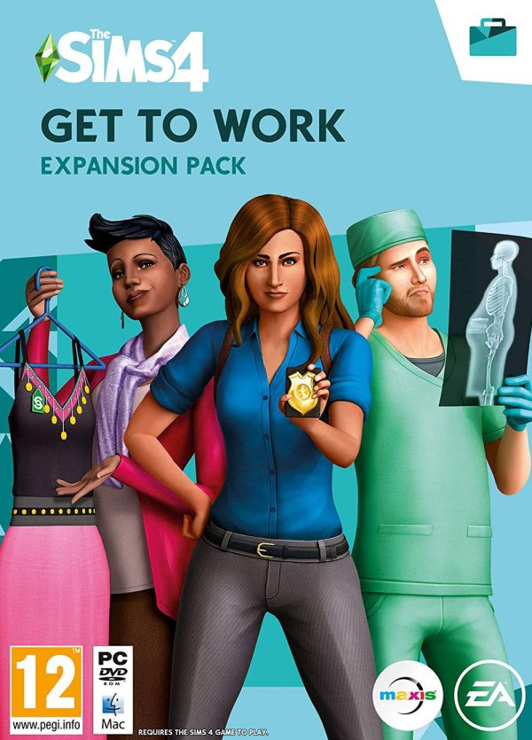 The Sims 4: Get to Work - Игра за Компютър