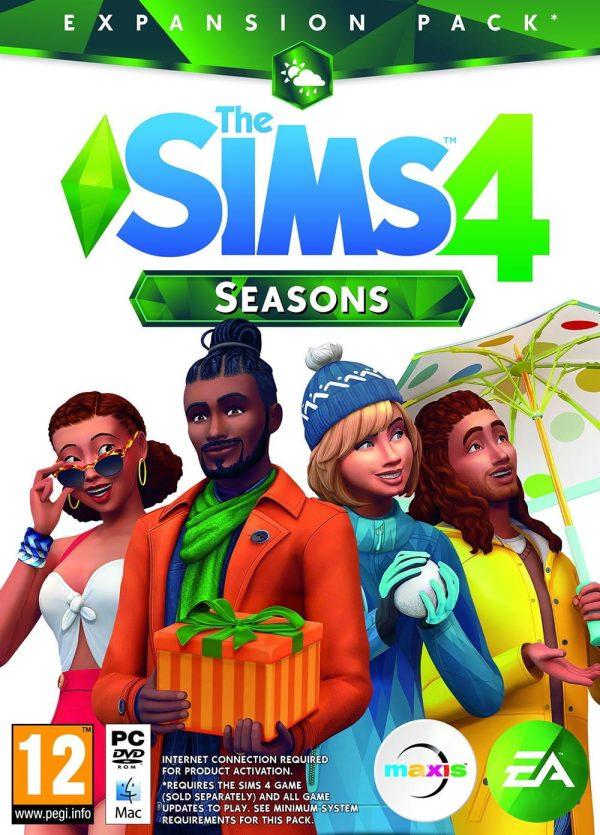 The Sims 4: Seasons - Игра за Компютър
