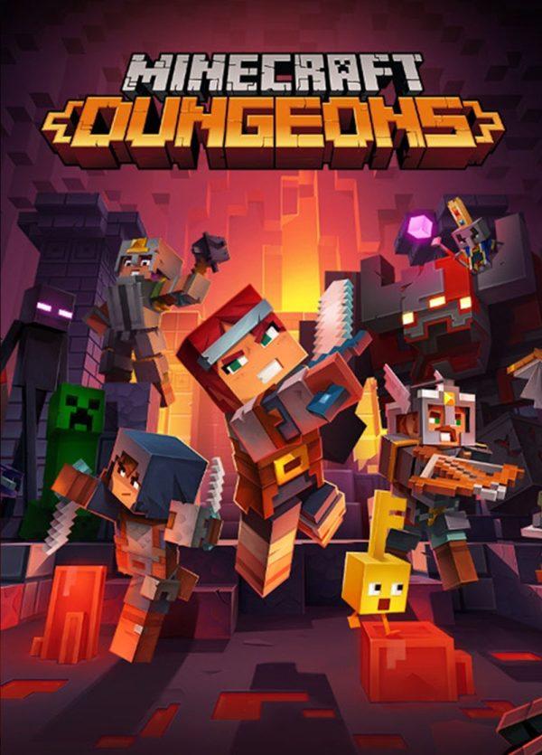 Minecraft: Dungeons - Игра за Компютър