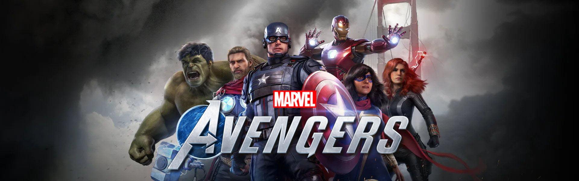 Marvel's Avengers 2020 - Игра за PC