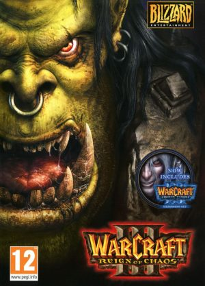 Warcraft 3 (Gold Edition inc. The Frozen Throne) - Игра за PC