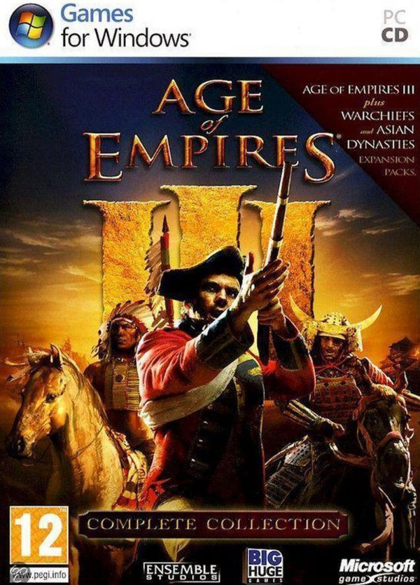 Age of Empires III: Complete Edition - Игра за Компютър