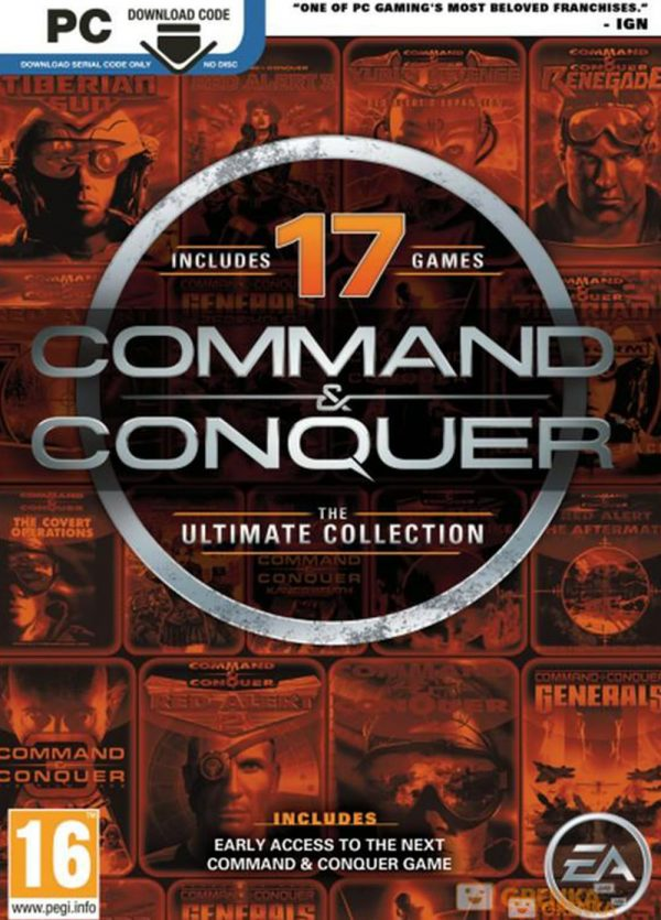 Command & Conquer: Ultimate Collection - Игра за Компютър