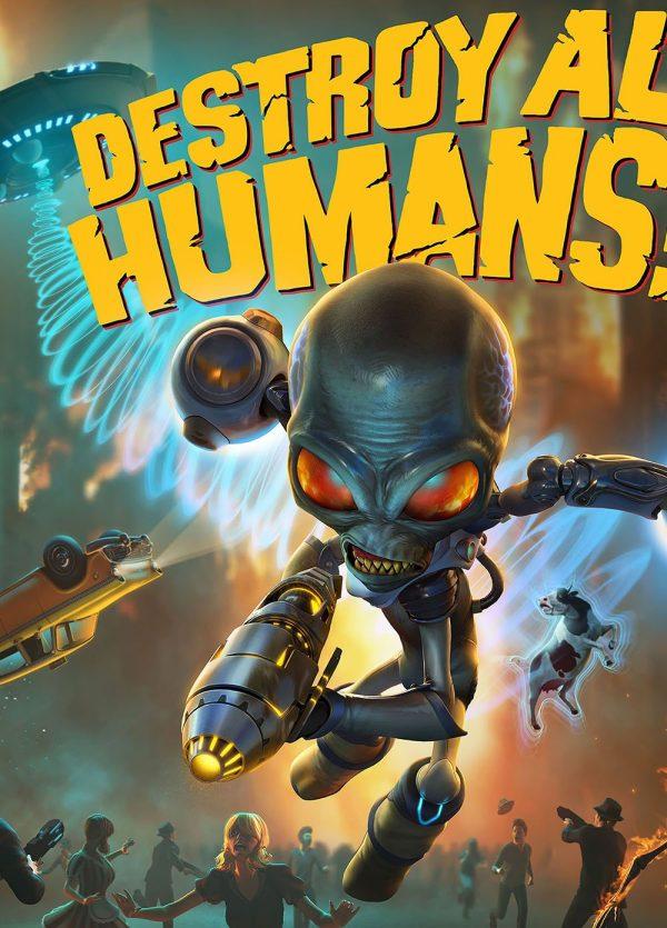 Destroy All Humans - Игра за Компютър