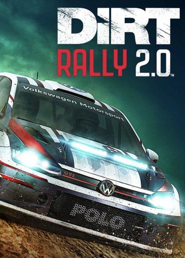 Dirt Rally 2.0 - Игра за Компютър