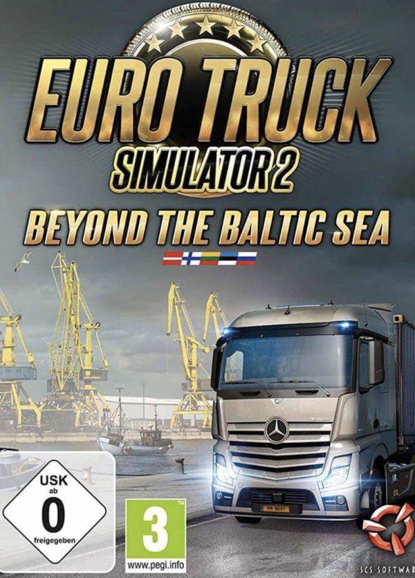 Euro Truck Simulator 2: Beyond the Baltic Sea - Игра за Компютър