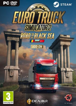 Euro Truck Simulator 2: Road to the Black Sea - Игра за Компютър