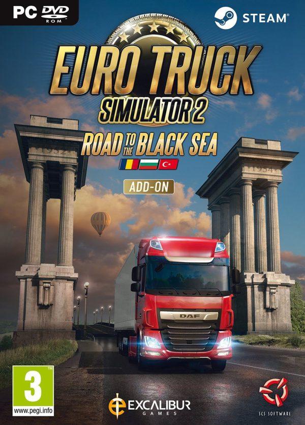 Euro Truck Simulator 2: Road to the Black Sea - Игра за Компютър