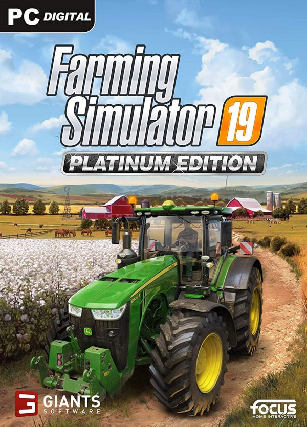 Farming Simulator 19 Platinum Edition - Игра за Компютър