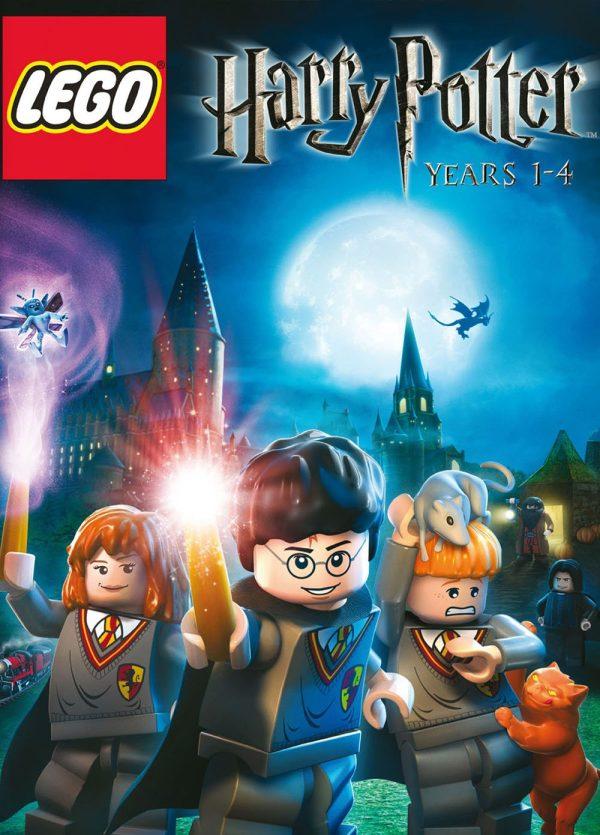 Lego: Harry Potter Years 1-4 - Игра за Компютър