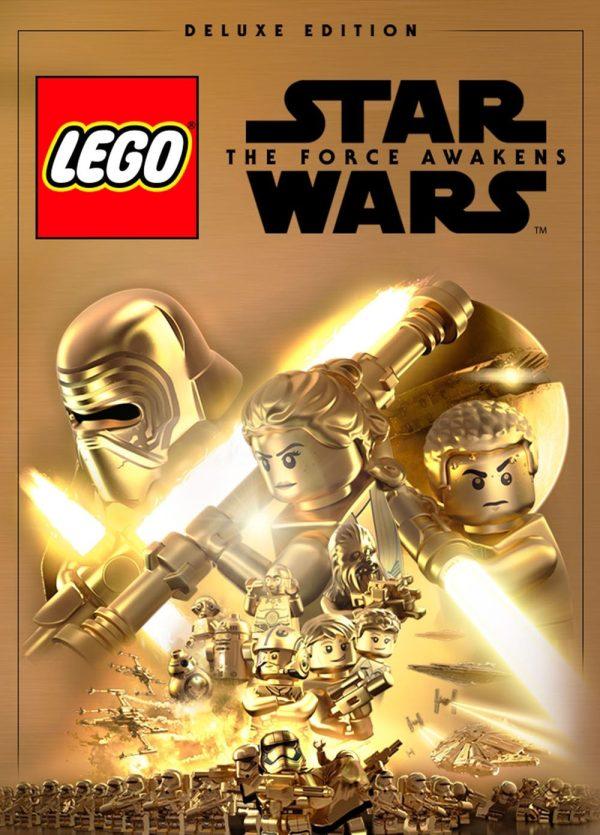 Lego: Star Wars The Force Awakens - Игра за Компютър