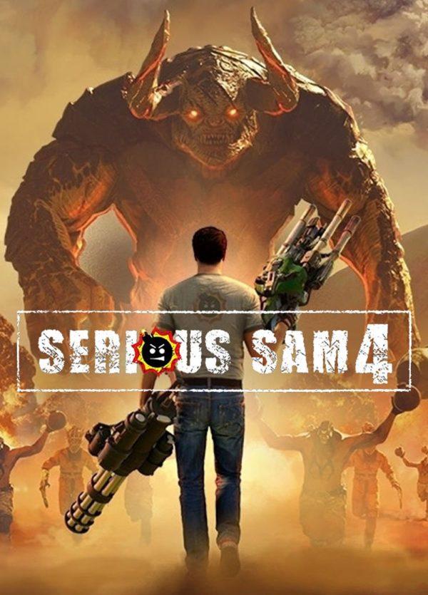 Serious Sam 4 - Игра за Компютър