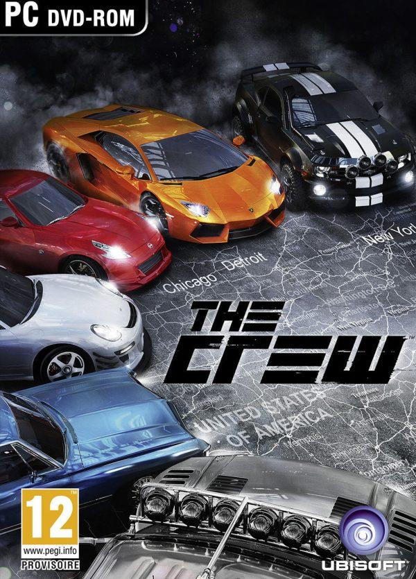 The Crew - Игра за Компютър