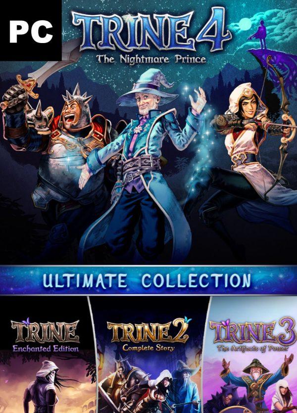 Trine: Ultimate Collection - Игра за Компютър