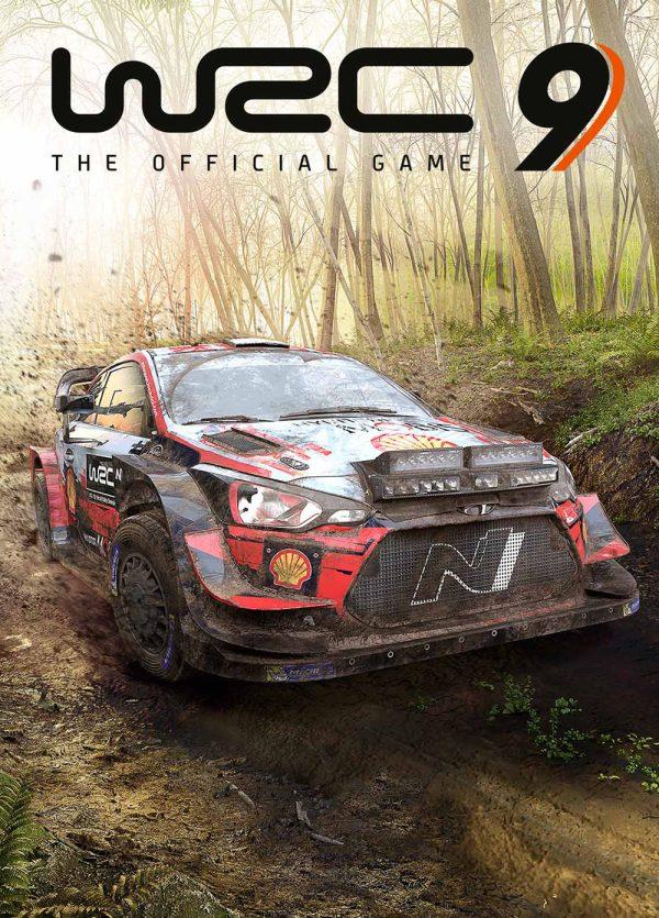 WRC 9 Fia World Rally Championship - Игра за Компютър