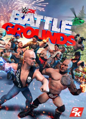 WWE 2K Battlegrounds - Игра за Компютър