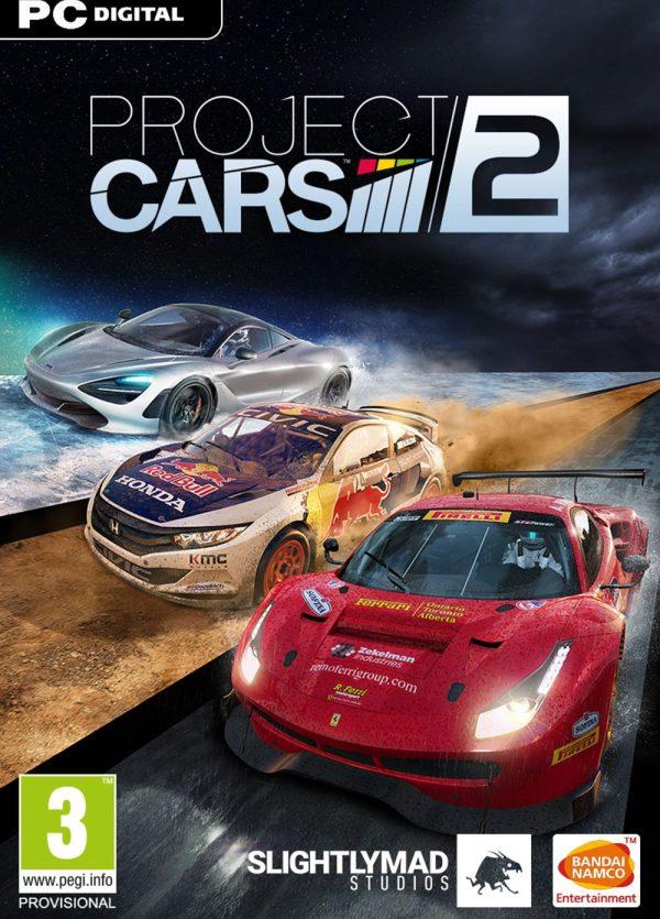 Project Cars 2 - Игра за Компютър