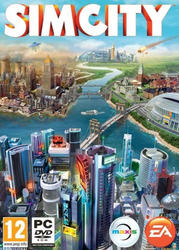 SimCity - Игра за Компютър