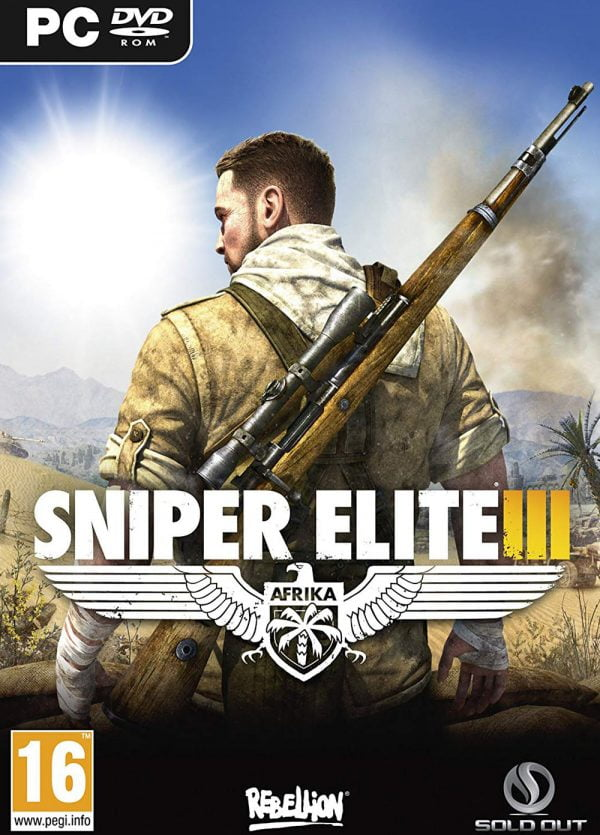 Sniper Elite III - Игра за Компютър