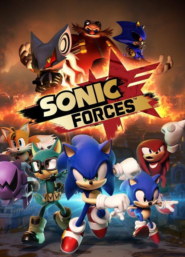 Sonic Forces - Игра за Компютър
