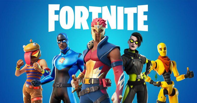 Fortnite: Battle Royale - Безплатна