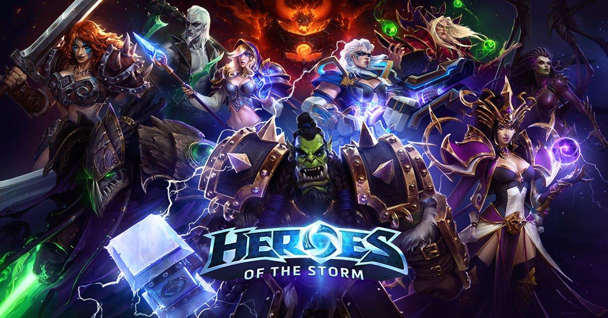 Heroes of the Storm - Безплатна Игра за PC