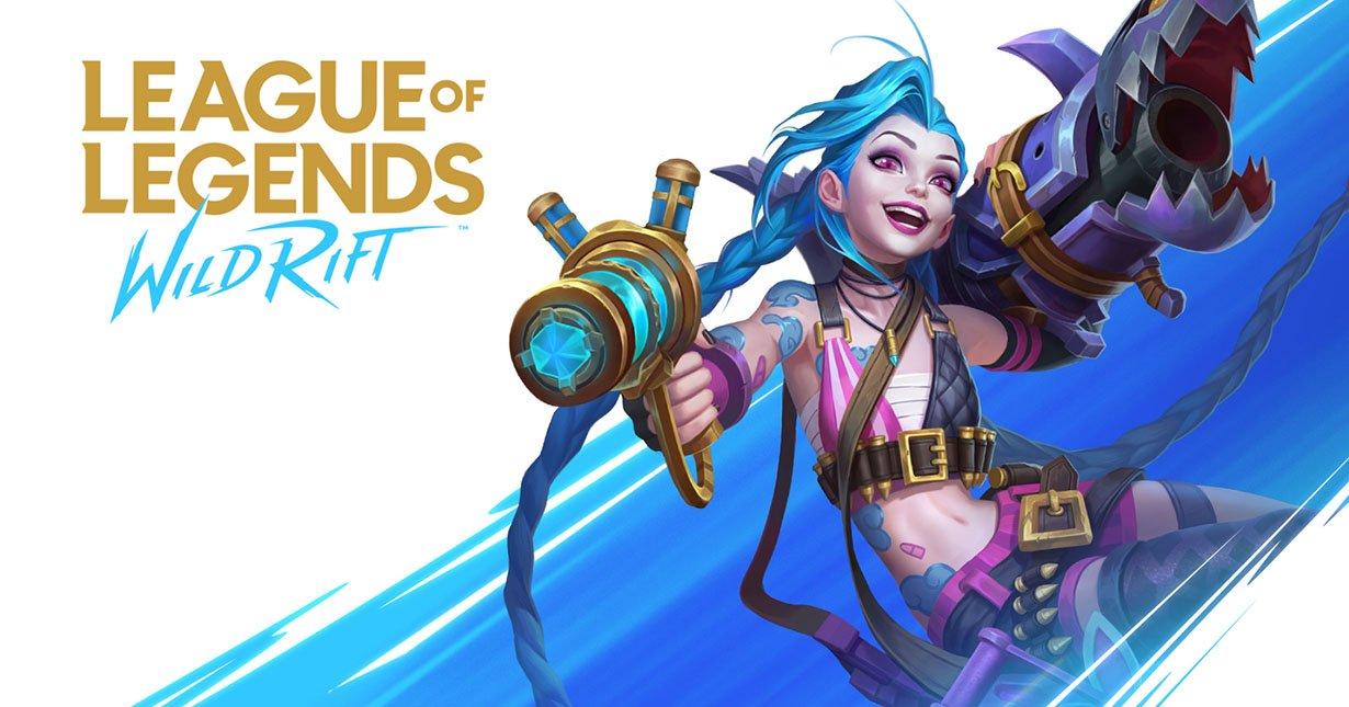 League of Legends: Wild Rift - Безплатно за Телефон