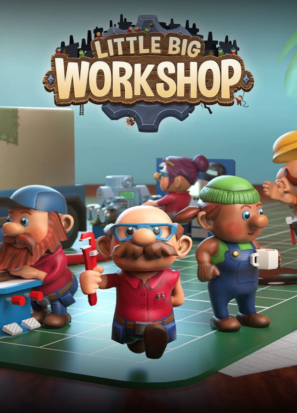 Little Big Workshop - Игра за Компютър